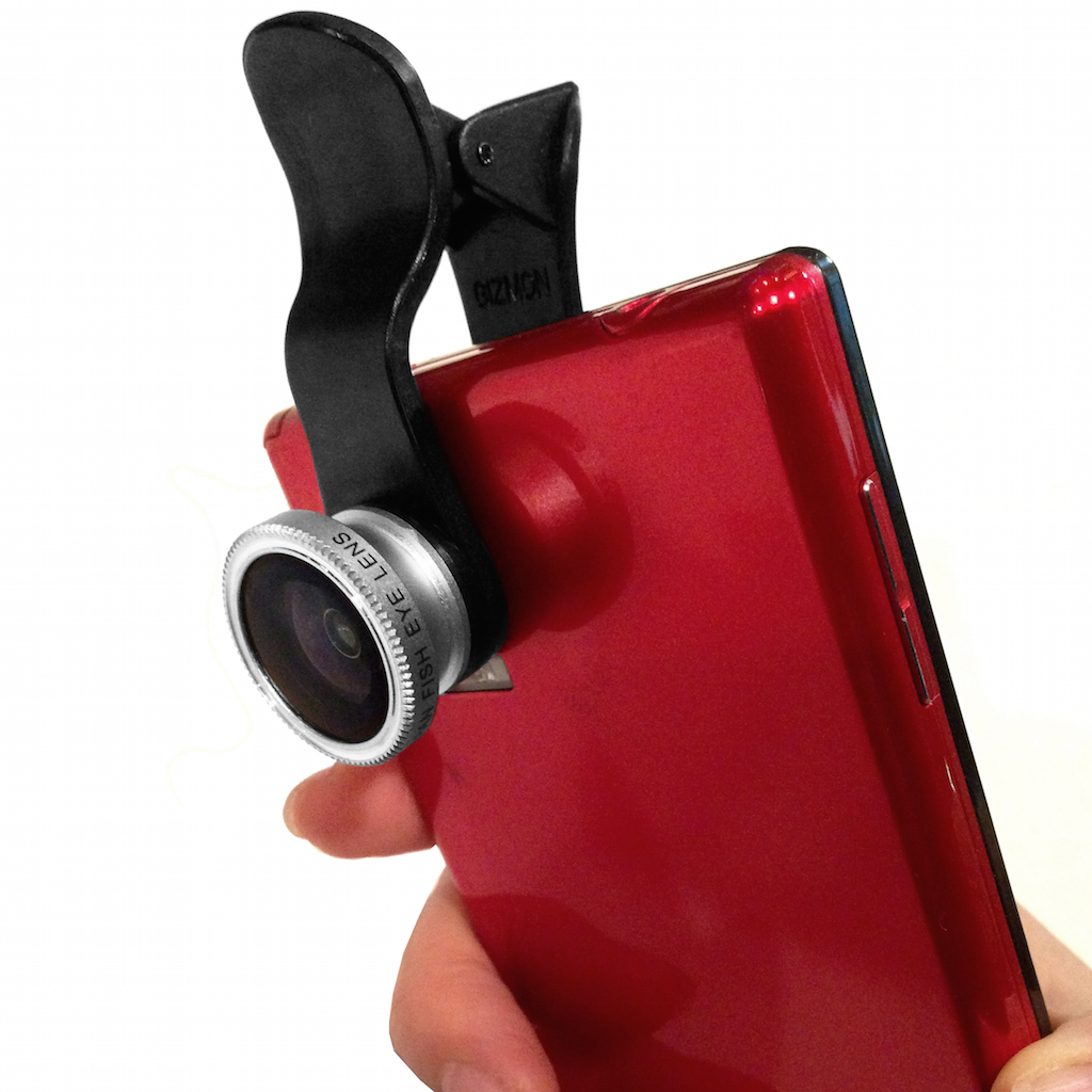 GIZMON SMART CLIP FISH EYES