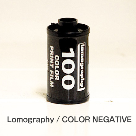 Lomography / COLOR NEGATIVE