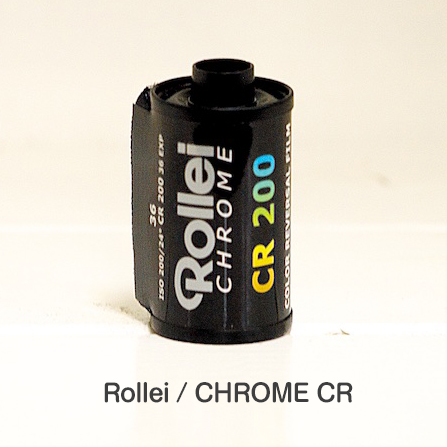 Rollei / CHROME CR